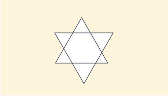 六角形の周りの長さ